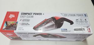 Dirt Devil Cordless Handheld Vacuum Cleaner for Sale in Lakewood, CA