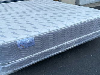 New Queen Golden Collection Supreme Mattress And Boxspring! for Sale in West Covina,  CA