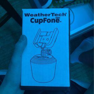 weathertech cupfone for Sale in Harrisburg, PA