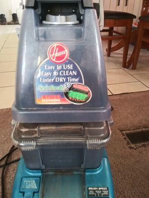 Hoover spincrub 50 for Sale in Fresno, CA