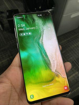 Samsung galaxy s10 plus 8gb ram 128gb storage for Sale in Buena Park, CA