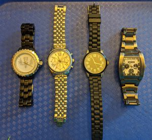 Assortment of Men's Watches for Sale in Salinas, CA