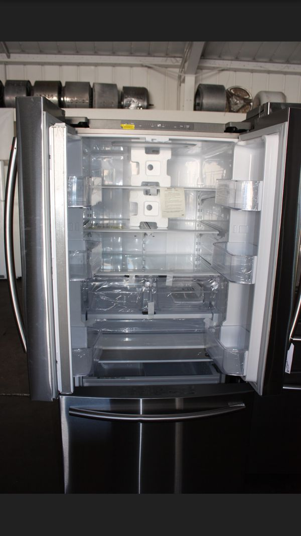Brand new Samsung Stainless Refrigerators!!