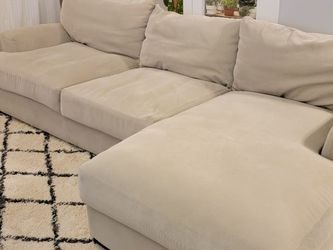 Macy's Couch Beige for Sale in Los Angeles,  CA