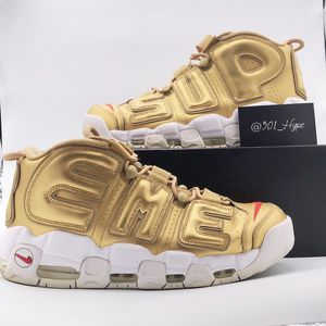 Nike x Supreme Uptempo size 10 for Sale in Washington, DC
