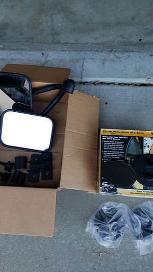 Jeep JK mirrors and parts for Sale in Chino Hills, CA