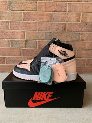 ✔️ Air Jordan 1 High Black Crimson Tint for Sale in Sterling, VA