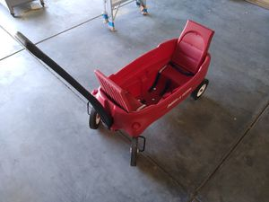 Radio flyer wagon $15 and scooter $10 or both for $20 for Sale in Denver, CO