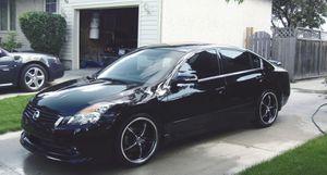 2007 Nissan Altima SE Exterior Color Super Black for Sale in Richmond, VA