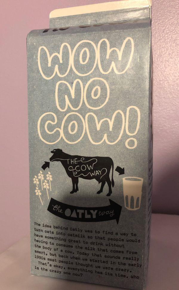 Oatly! Original Oat Milk