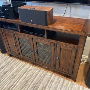 Media Center, All Wood. for Sale in Pomona, CA