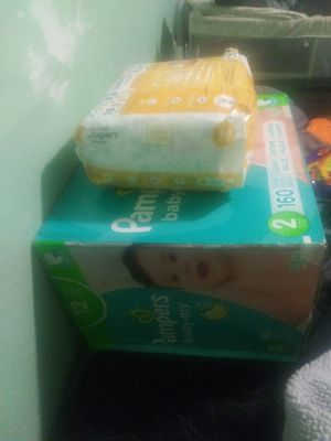 Pampers size2 for Sale in Boston, MA