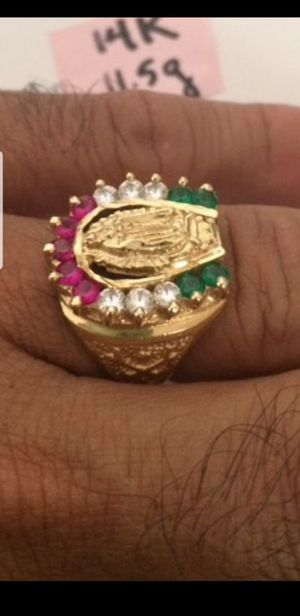 14K Solid Gold Ring 11.5Gr size 11 for Sale in Miami Gardens, FL