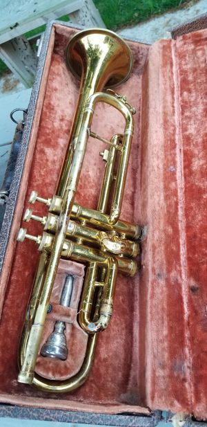 1943 King American Standard Trumpet for Sale in Seattle, WA