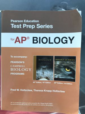 AP biology / Pearson Education for Sale in Los Angeles, CA