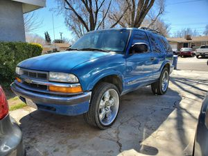 2000 Chevy Blazer 2D for Sale in Lancaster, CA