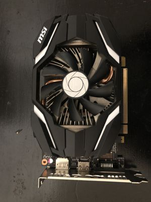 Gtx 1060 6g for Sale in New Hradec, ND