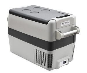 42 Quarts Portable Freezer Fridge 12V Cooler for Sale in Chino, CA