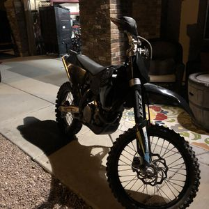 2008 KTM 505 Lots Of Upgrades Too much to list for Sale in Scottsdale, AZ