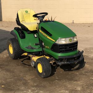 Riding Mower With Attachments for Sale in Bakersfield, CA