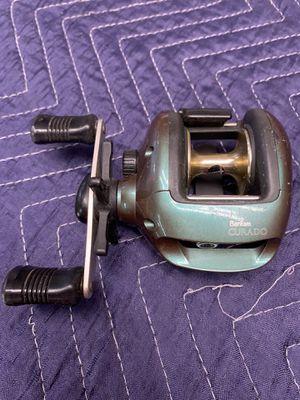 Shimano Curado Bantam CU-200 Fishing Reel for Sale in Dallas, TX