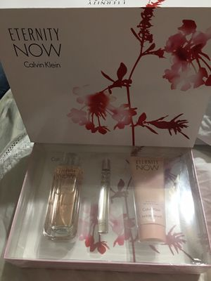 🌸 Eternity Now Woman's perfume set 🌸 Brand new and authentic big bottle 🌸 Firm price for Sale in Round Rock, TX
