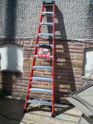 New werner 10 ft step ladder for Sale in Baltimore, MD