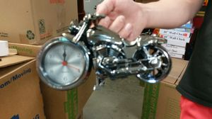 Motorcycle Clock for Sale in Boyds, MD
