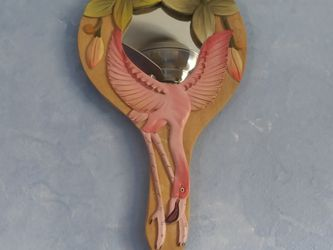 13 Inches Hand Carved With A Mirror for Sale in Colorado Springs,  CO