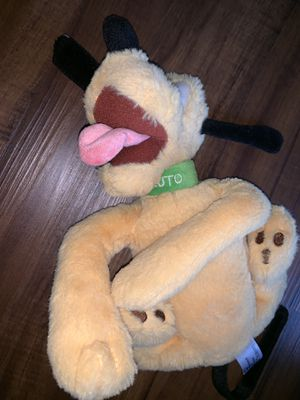 Vintage Disney Pluto plush collectible toy for Sale in Bell Gardens, CA