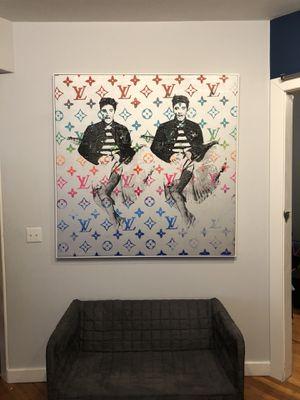 Shane Bowden original canvas for Sale in Boston, MA