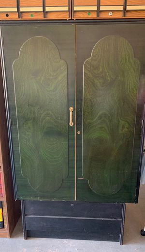 Emerald green Armoire for Sale in San Diego, CA