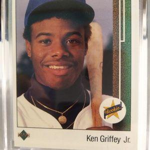 1989 Upper Deck Ken Griffey Jr. RC for Sale in Philadelphia, PA
