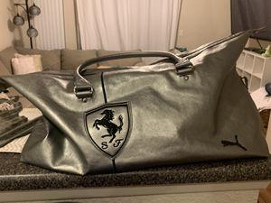 Metallic Puma Duffle/Gym Bag for Sale in Phoenix, AZ