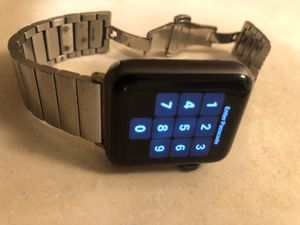 Apple Watch Series 3 (With Aluminum Band) for Sale in Burnsville, MN