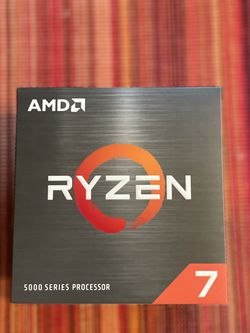 AMD Ryzen 7 5800x - Brand New - In Hand - Trusted Seller for Sale in Alexandria,  VA
