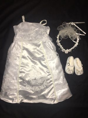 Baby Baptism Dress for Sale in Joliet, IL