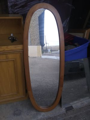 5ft tall wall mirror for Sale in Dallas, TX