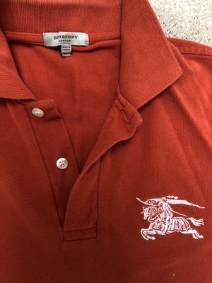 Burberry polo shirt,sz.M for Sale in Kent, WA