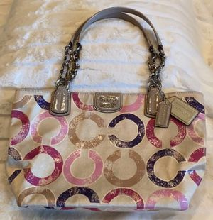 Authentic Coach purse for Sale in Apple Valley, CA