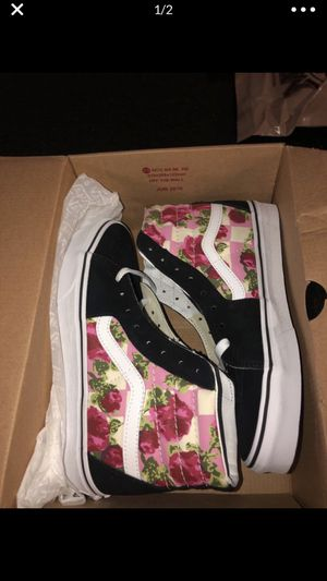 Vans high top brand new sz 8 for Sale in Miami, FL