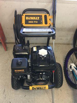 Dewalt pressure washer for Sale in Austin, TX
