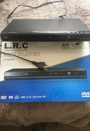 LRC DVD Player for Sale in Washington, DC