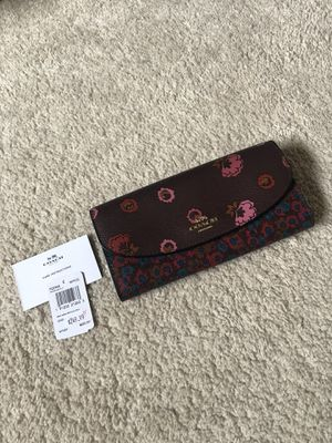 Coach wallet for Sale in Erie, CO
