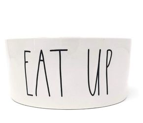 NEW! RAE DUNN EAT UP DOG BOWL for Sale in New York,  NY