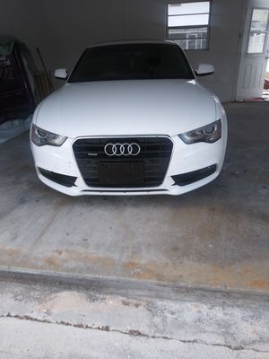 Parts car 2014 audi a5 for Sale in Pompano Beach, FL