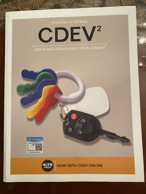 CDEV2 Child development book for Sale in San Diego, CA
