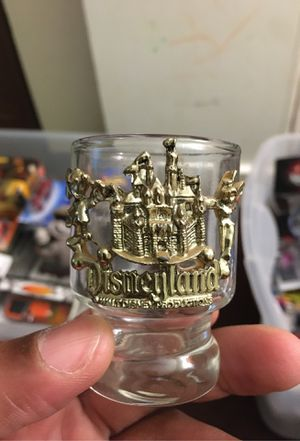 Disneyland California shot glass for Sale in Columbus, OH
