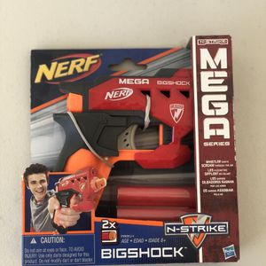 Nerf Gun W/ Extra Bullets for Sale in San Diego, CA