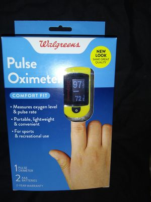 Pulse oximeter for Sale in Alexandria, LA